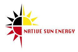 Native Sun Energy LLC. Logo