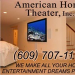 American Home Theater Cover Photo