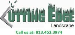 Cutting Edge Landscape Logo