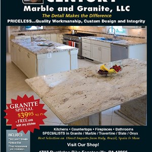 Century Marble & Granite LLC Cover Photo
