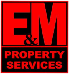 E & M Property Services LLC Logo