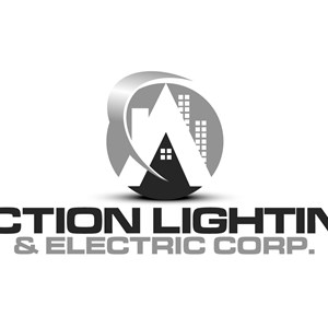 Action Lighting & Electric Corp. Logo
