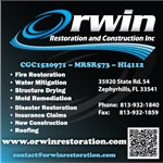 Orwin Restoration & Construction Inc  Logo