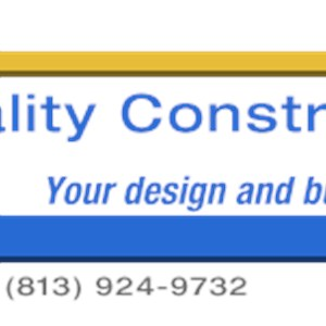 Quality Construction & Maintenance, Inc. Logo