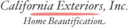 California Exteriors, Inc. Logo