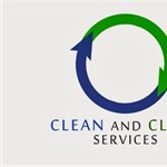 Clean & Clear Services, LLC Logo