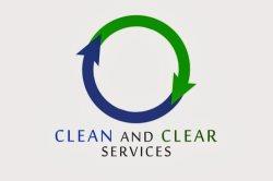 Clean & Clear Services, LLC Logo