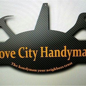 Grove City Handyman Logo
