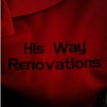 His Way Renovations Logo