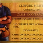 CMM Contracting Cover Photo