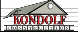 Kondolf Construction Logo