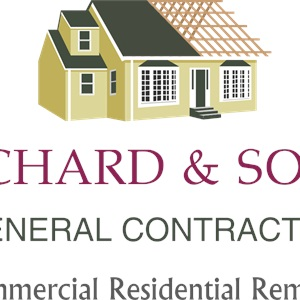 Richard and Sons General Contractor Logo