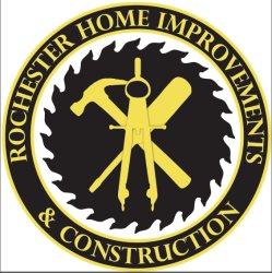 Rochester Home Improvement & Construction Logo