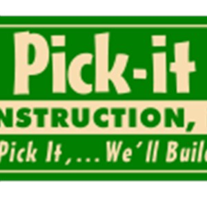 Pick-it Construction, Inc. Logo