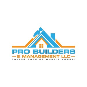 Pro Builders & Management LLC Logo