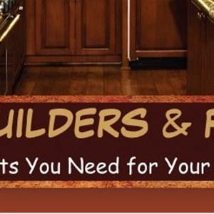 Oakland Builders & Floors Logo