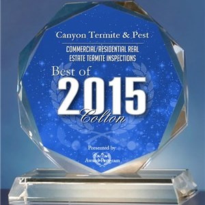 Canyon Termite and Pest Control and General Contractors Logo