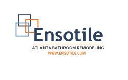 Ensotile Atlanta Bathroom Remodeling Logo