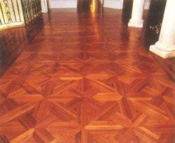Atlanta Universal Hardwood Flooring Logo