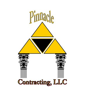 Pinnacle Contracting LLC Logo