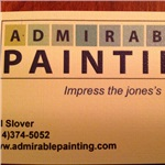 Admirable Painting llc Logo