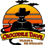 Crocodile Dave Wildlife & Bee Specialists Logo