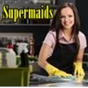 Supermaids Inc & Super Carpet Care Logo