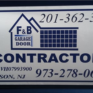 F&B garage door and contractor Cover Photo