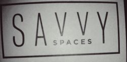 Savvy Spaces Logo