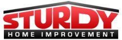 Sturdy Home Improvement Logo