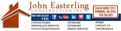 John Easterling Construction Inc Logo