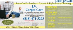 1Jv Carpet Cleaning Logo