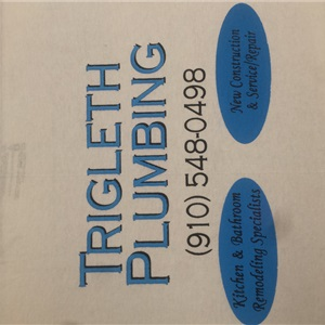 Trigleth Plumbing Co Logo