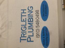 Trigleth Plumbing Co Logo