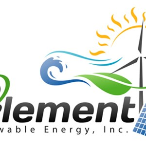 Ere Electric - Element Renewable Energy Inc. Logo