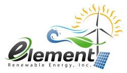 Ere Electric - Element Renewable Energy Inc. Logo