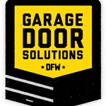 Garage Door Soutions DFW Logo