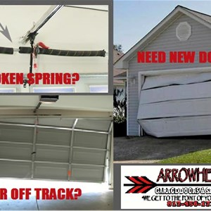 Arrowhead Garage Doors & Home Services Logo