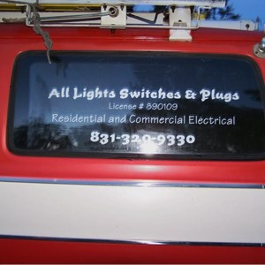 All Lights Switches & Plugs Logo