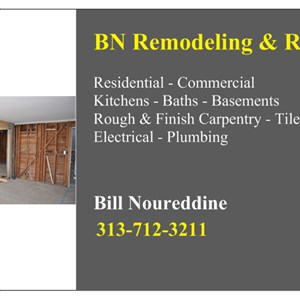 Bn Remodeling & Repairs Cover Photo