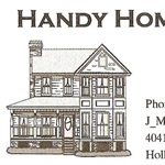 Handy Home Repair Cover Photo