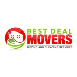 Best Deal Movers Logo
