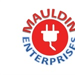 Mauldin Enterprises Electrical Contracting Logo