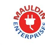 Mauldin Enterprises Electrical Contracting Logo
