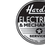 Harder Electrical, Heating & Air Conditioning Logo
