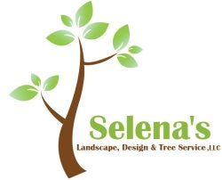 Selenas Landscape Design and Tree Service Logo