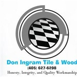 Don Ingram Tile & Wood Logo