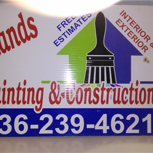 Rolands Painting & Construction Logo