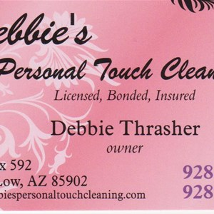 Debbies Personal Touch Cleaning, LLC Cover Photo