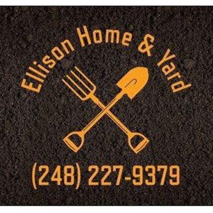 Ellison Home & Yard Logo